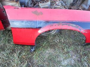 1972 Ford Torino Or Ranchero Right Front Finder