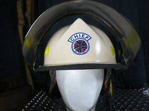 Morning Pride Firefighting Helmet Lite Force Fire Fighter Chief Medic Ships Free