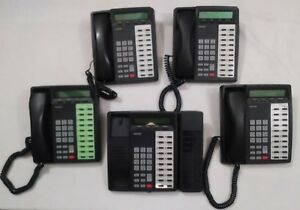 5pc Lot Toshiba Dkt3020 sd Display Digital Business Phones One Dadm