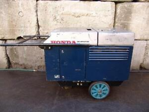 Honda Ex5500 Water Cooled 2 Cylinder Generator