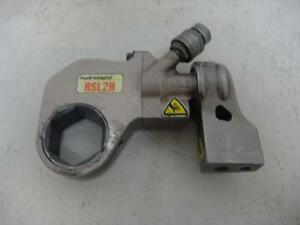 Hydratight Sweeny Rsl2h Hydraulic Torque Wrench Great Shape