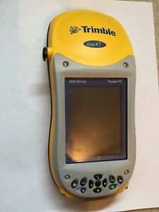 Trimble Geoxt 2005