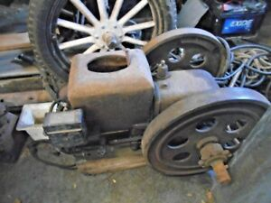 Hit Or Miss Engine To Be Restored A Stover Probably Ct2 Series With Wico Magneto