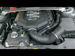 Engine 5 0l Vin F 8th Digit Fits 11 14 Mustang 607115