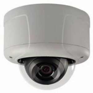 Pelco Ies0dn12 1 Sarix Outdoor Rugged Ip Dome Security Camera 2 8 12mm Lens