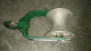 Cable Puller Sheave hook 6 In Greenlee 650