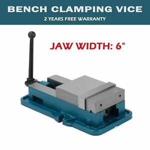6 Accu Lock Vise Precision Milling Drilling Machine Bench Clamp