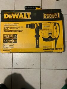 new Brand New Dewalt Sds Max Combination Hammer D25604k Concrete Drilling