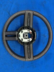 2011 2012 2013 2014 Ford Mustang Gt Rubber Base Steering Wheel Automatic Oem
