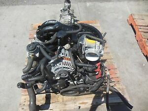 Jdm Mazda Rx8 13b Msp Renesis Rotary Engine 6 Speed Manual Rwd No Compression