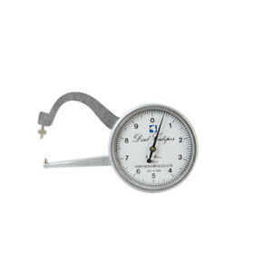 Kori P 10 Dial Caliper Gauge Range 0 10mm Min 0 05mm For Pipe Thickness Japan