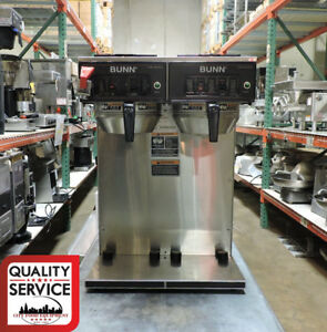 Bunn Cwtf Twin Aps Commercial Twin Airpot Coffee Brewer 23400 0041