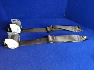 2013 2014 Ford Mustang Gt Left Right Pair Rear Seat Belts Oem Driver Passenger