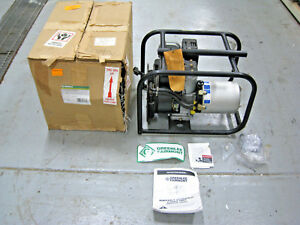 Greenlee Farimont Hg3505a Light Weight Gas Powered Hydraulic Power Unit New