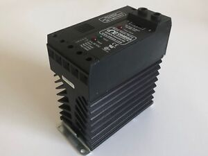 Omega Ssrint660dc50 Fully Integrated Intelligent Solid State Relay