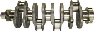 Re504638 Crankshaft For John Deere 5403 5410 5414 5420 5425 Tractors