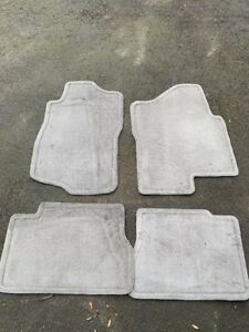 Floor Mats Chevrolet Tahoe Yukon 2007 2014 Front And Back Set Of 4 New Oem
