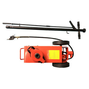 22 Ton Air Hydraulic Floor Jack Truck Trailer Cars Repair Lift Stand Tool