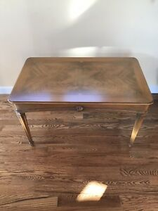 Antique Mid Century John Widdicomb End Side Table Wm Berkey Co 1881
