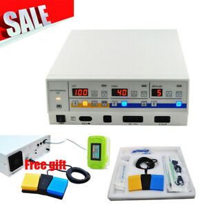 300w Medical Electrosurgical Unit Electrotome Cautery Machine Leep