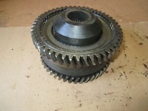 Ford 6000 Tractor Pto Driven Gear Hub C0nna725