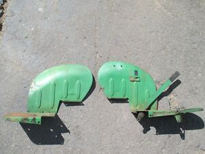 John Deere 1010 Rs Fenders Foot Rest