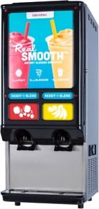 Blendtec real Smooth Commercial Smoothie Vending Machine 2 Flavors