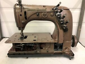 Union Special 51400 Two Needle 1 4 Spacing Head Only Industrial Sewing Machine