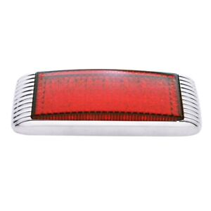 1941 Ford Style Led Flush Mount Tail Light Red