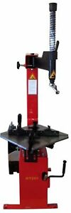 New Precision Automotive Manual Tire Changer Machine Lift Gate Delivery