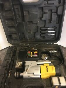 Dewalt Dwe1622k 2 2 speed Magnetic Drill Press Kit 10 Amp local Pick Up