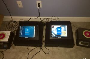 Pos System For Frozen Yogurt Shop Two Stations Red River All In One