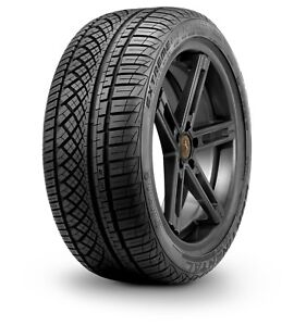4 New 225 40zr18 R18 Continental Extremecontact Dws06 92y Xl Bsw Tires