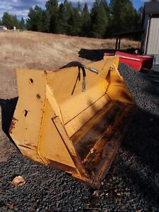 John Deere 310 Backhoe 4 In 1 82 gp Bucket Quick Coupler Attachment At308043