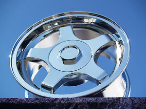 4 17 New Impala Ss Oem Chrome Wheels Rims 1994 1996 5026