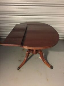 Vintage Jacobean 11 Piece Dining Table And Chairs