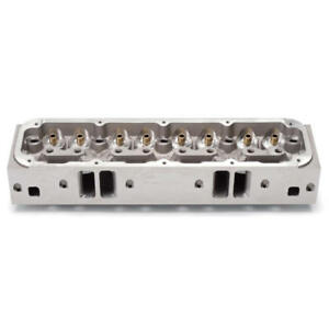 Edelbrock Bare Cylinder Head 61769 Performer Rpm Aluminum For 5 2 5 9l Magnum