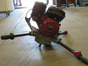 5 5 Hp Gas Earth 2 Man Post Hole Digger Post Hole Auger