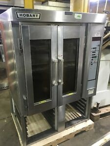 Hobart Ho300g Gas Mini Rack Oven Great Condition