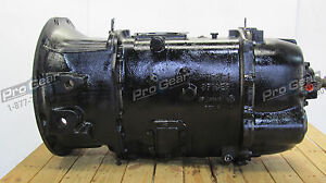 Eso66 7b Spicer Ttc Transmission 7 Speed Over Drive 6 Plus 1