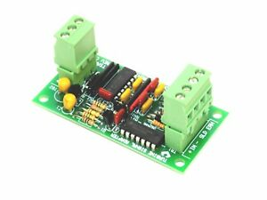 New Automation Electronics Turbine Signal Adapter W mounting Clip Ig