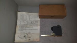 Square D Electrical Interlock Disconnect Switch Class 9999 84271