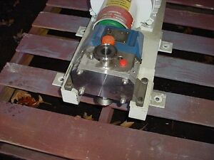 1 Viking Stainless Steel Displacement Pump S1s