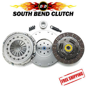 Southbend Stage3 Organic Feramic Clutch For 94 04 Dodge Cummins Nv4500 5 Speed