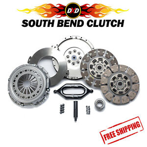 Southbend Stage4 Dual Disc Clutch Kit For 00 5 05 5 Dodge Cummins Nv5600 6 Speed