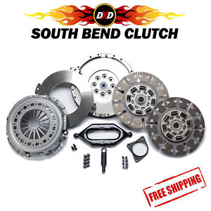 Southbend Stage4 Dual Disc Clutch Kit For 94 04 Dodge Cummins Nv4500 5 Speed
