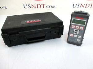 Hocking Autosigma 3000dl Eddy Current Conductivity Meter Flaw Ndt Tester Nortec