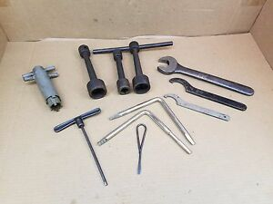 Cnc Lathe Milling Machine Service Tools T Handle Wrenches Spanner Wrenches