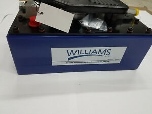Air Hydraulic Pump Williams 5as380 snap On Industrial bva Pa3801 10 000psi 231c