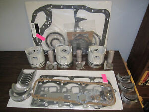 Ford Tractor Engine Kit 201 Diesel 515 4830 3cyl